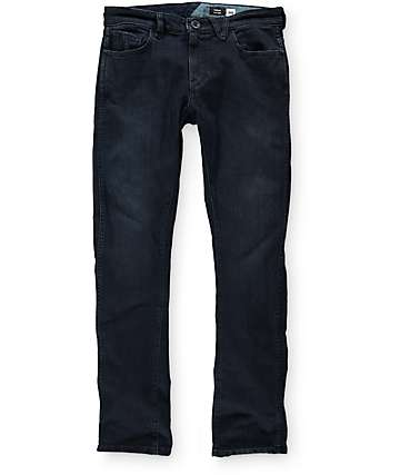 Volcom Vorta Form BDR Dark Blue Slim Fit Jeans