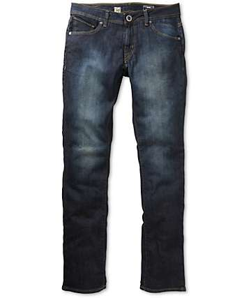 Volcom Vorta MFI Stretch Denim Slim Fit Jeans