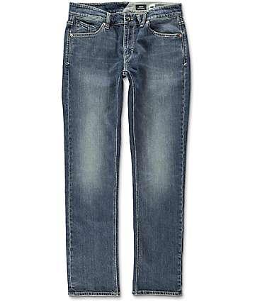 Volcom Vorta jeans de azul claro