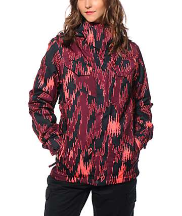 Volcom Wing Panthera 15K Insulated Snowboard Jacket