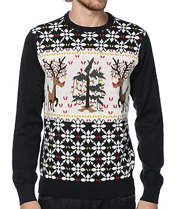 Volcom XXX Mas Sweater