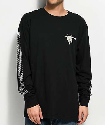 Volcom x Kyle Walker Black Long Sleeve T-Shirt