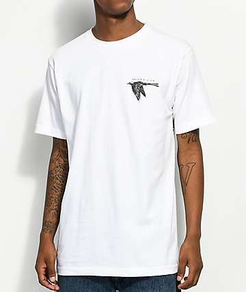 Volcom x Kyle Walker White T-Shirt