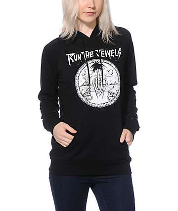 Volcom x Run The Jewels Crown Pullover Hoodie