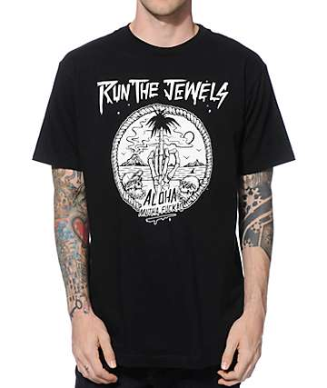 Volcom x Run The Jewels Jamie Browne T-Shirt