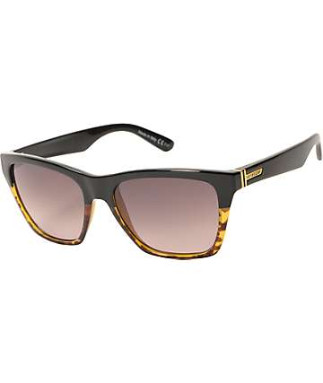Von Zipper Booker Black & Tortoise Gradient Sunglasses