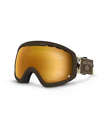 Von Zipper Feenom N.L.S. 3 Bucks Snowboard Goggles