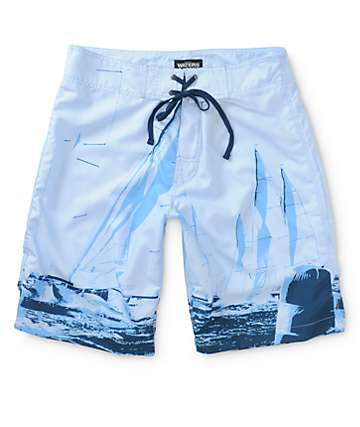 Waters & Army South Hold 20 Board Shorts