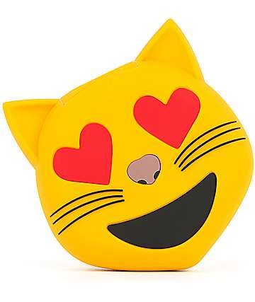 Wattz Up Smitten Kitten Power Bank Portable Charger