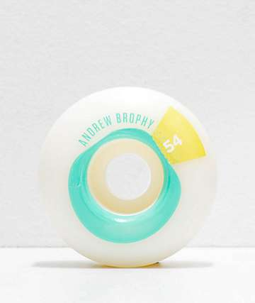 Wayward Flat Boy Brophy 54mm 99a Skateboard Wheels