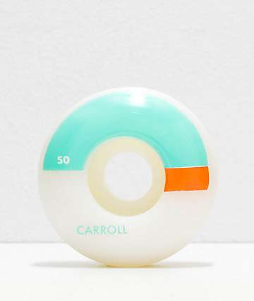 Wayward Solid State Carroll 50mm 101a Skateboard Wheels