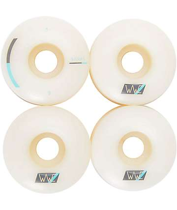 Wayward Wheels Formula Won Silvas 53mm 101a Skateboard Wheels