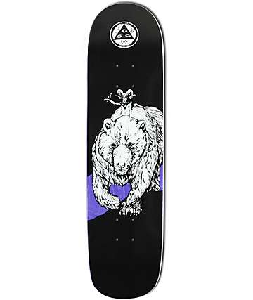 "Welcome Balan Bunyip 8.0""  Skateboard Deck"