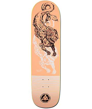 "Welcome Cetus On Big Bunyip 8.5"" Skateboard Deck"