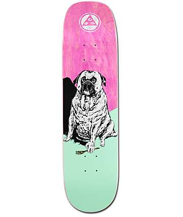 "Welcome Common Goblin On Phoenix 8.0""  Skateboard Deck"