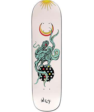 "Welcome Demon Prince On Big Bunyip 8.5"" Skateboard Deck"