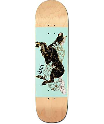"Welcome Goodbye Horses Big Bunyip 8.5"" Skateboard Deck"