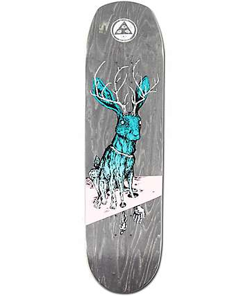 "Welcome Help Helm Of Awe 8.38""  Skateboard Deck"