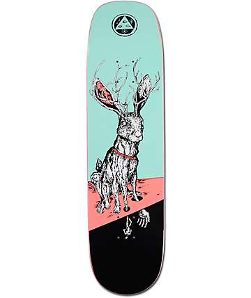 "Welcome Help On Phoenix 8.0"" Skateboard Deck"