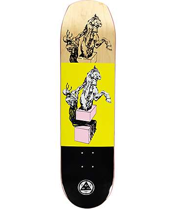 "Welcome Hierophant Helm Of Awe 8.38"" Skateboard Deck"