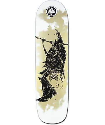 "Welcome Infinitely Batty Basilisk 8.38""  Skateboard Deck"