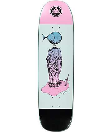 "Welcome Light Headed On Stonecipher 8.6"" Skateboard Deck"