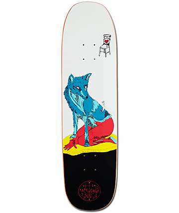 "Welcome Rhiannon On Son Of Moontrimmer 8.25""  Skateboard Deck"