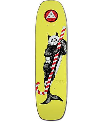 "Welcome Seabear On Wormtail 8.4""  Skateboard Deck"