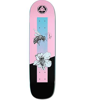 "Welcome Skateboards Adaptation on Bunyip 8.0"" Skateboard Deck"