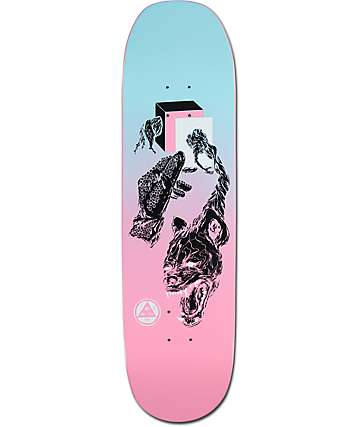 "Welcome Skateboards Face of a Lover on Moontrimmer 8.5"" Skateboard Deck"