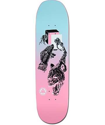 "Welcome Skateboards Face of a Lover on Moontrimmer 8.5"" Skateboard Deck"