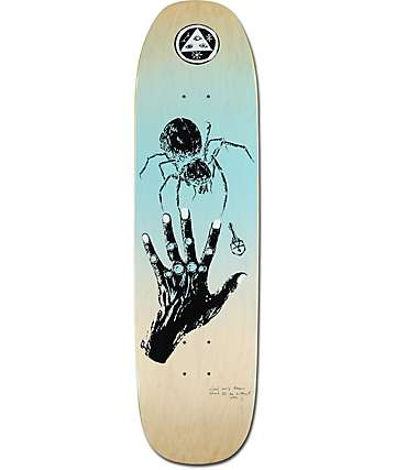 "Welcome Skateboards Gateway On Son of Moontrimmer 8.25"" Skateboard Deck"