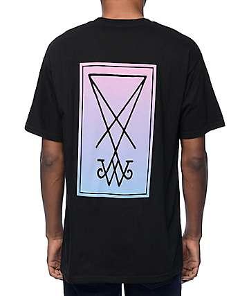 Welcome Skateboards Symbol Black Pocket T-Shirt