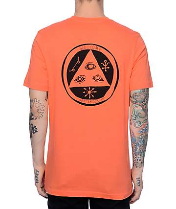 Welcome Skateboards Talisman Coral T-Shirt