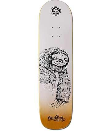 "Welcome Sloth On Bunyip 8.0"" tabla de skate"