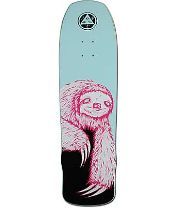 "Welcome Sloth On Time Traveler 8.8"" Skateboard Deck"