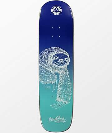 """Welcome Sloth On Yung Nibiru 8.25"""" tabla de skate"""