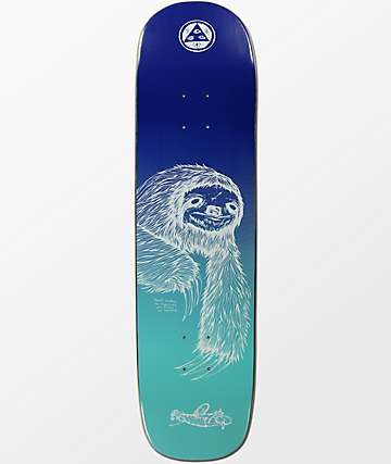 "Welcome Sloth On Yung Nibiru 8.25"" Skateboard Deck"