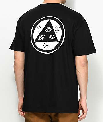 Welcome Talisman Black T-Shirt