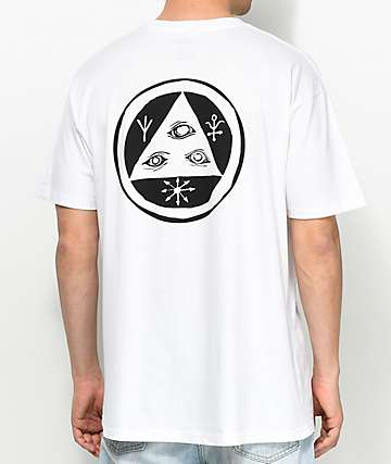 Welcome Talisman White T-Shirt
