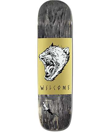 "Welcome Tasmanian Angel Yung Nibiru 8.25""  Skateboard Deck"