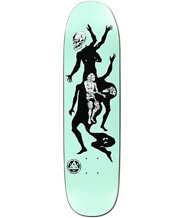 "Welcome The Magician Son Of Moontrimmer 8.25"" Skateboard Deck"