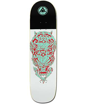 "Welcome Triger On Bunyip 8.0""  Skateboard Deck"