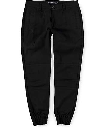 Well Versed Print Taper Slim Fit Jogger Pants