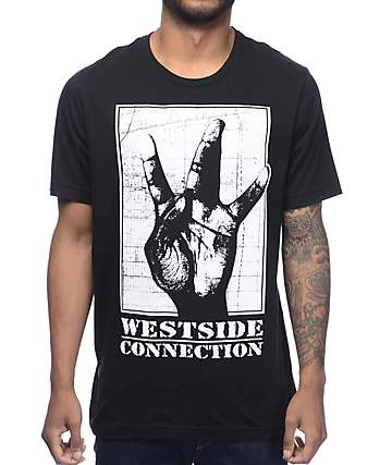 Westside Connection Black T-Shirt