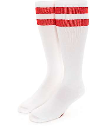 Wigwam Courtside Red Socks