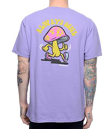 Wildroot Always Gone Purple T-Shirt