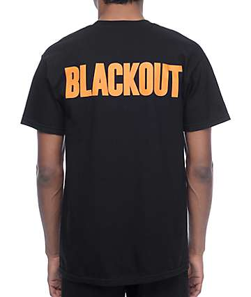 Wildroot Black Out Black T-Shirt