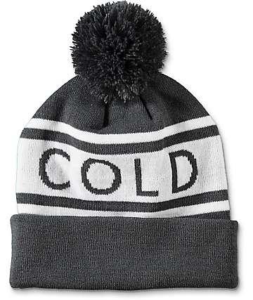 Wish You Were Northwest Cold Pom Beanie