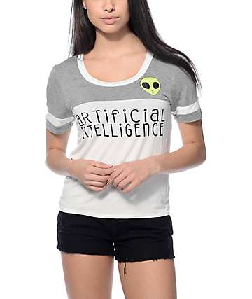 Workshop Art Intelligence Alien T-Shirt